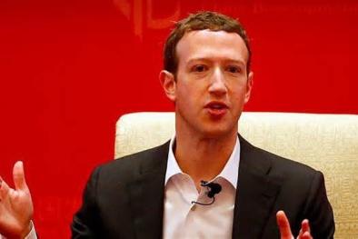 Tài sản Mark Zuckerberg sụt 3,3 tỷ USD vì một đăng tải trên trang cá nhân