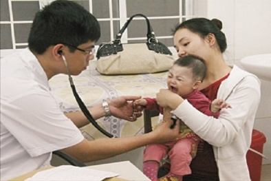 Trẻ sơ sinh viêm đường hô hấp trên - Dễ điều trị nhưng dễ tái phát
