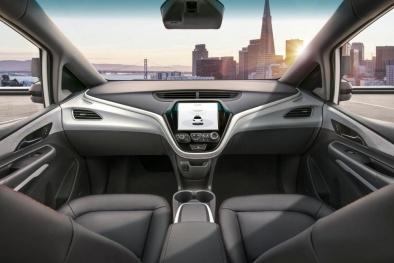 Bất ngờ với những tính năng kì diệu của xe điện không người lái sắp ra mắt của GM