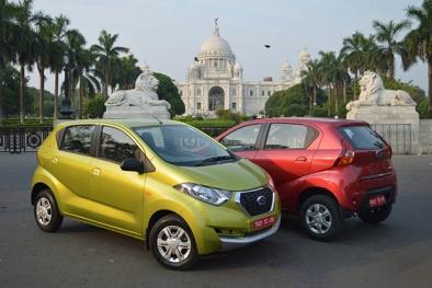 Ô tô Nissan mới 'đẹp long lanh' giá chỉ 126,5 triệu khiến người Việt 'phát thèm'