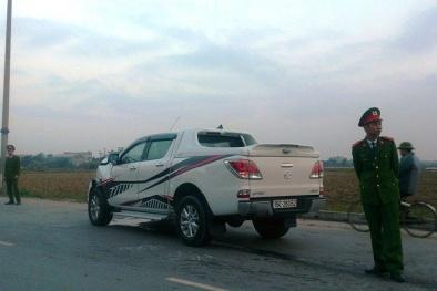 Vụ 'xe điên' tông chết 2 nữ sinh rồi bỏ chạy: Tài xế có nồng độ cồn mức cao nhất