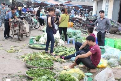 Quản lý chợ đầu mối: Cần kiểm soát chặt an toàn thực phẩm