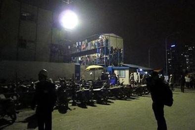 Thông tin mới nhất vụ sập giàn giáo ở Hà Nội: Hãi hùng lời kể nhân chứng