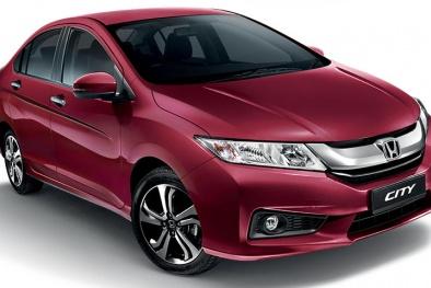 Tư vấn mua ô tô: Honda City giảm giá đồng loạt đầu năm 2018, có nên mua?