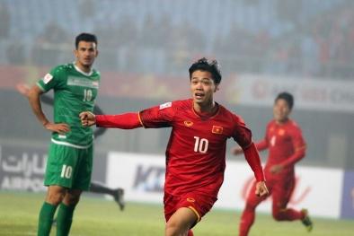 Dự đoán kết quả trận đấu U23 Việt Nam - U23 Quatar 1-0: Chờ Công Phượng 'tỏa sáng'