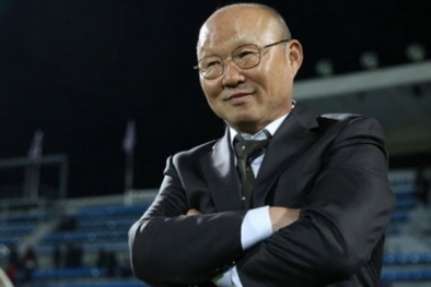 Huấn luyện viên Park Hang Seo là ai?
