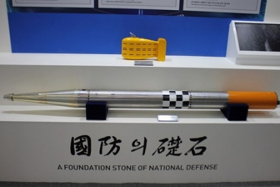 Sức mạnh không tưởng vũ khí Hàn Quốc đang phát triển khiến đối phương 'tái mặt'