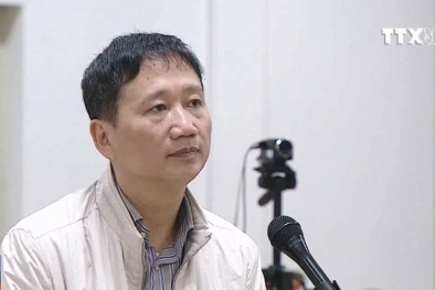 Vụ va li tiền 14 tỷ: Được đặt 3 câu hỏi, Trịnh Xuân Thanh đã hỏi những gì?