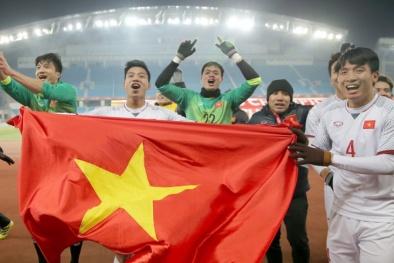 Nhận thưởng kỷ lục hàng chục tỷ, U23 Việt Nam phải nộp mức thuế là bao nhiêu?
