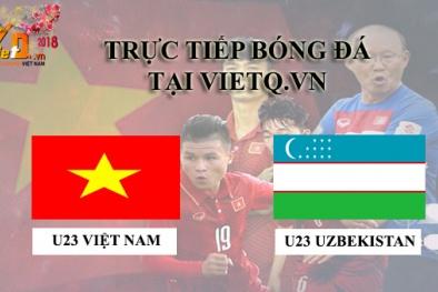 Xem trực tiếp bóng đá chung kết U23 Việt Nam vs U23 Uzbekistan