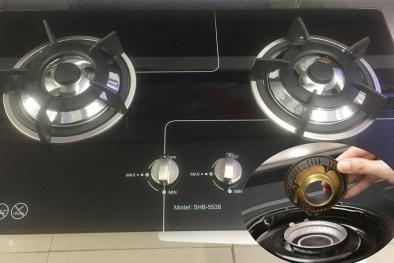 Chuyên gia 'mách nước' nhận biết bếp gas âm đạt chất lượng và an toàn
