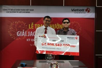 Xổ số Vietlott: Có 5 người trúng giải Jackpot, Đồng Nai lọt 'top' tỉnh trúng độc đắc nhiều nhất