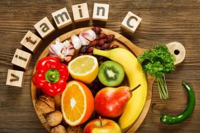 Bị 'cảm lạnh' mỗi ngày cơ thể thực sự cần bao nhiêu vitamin C