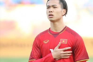 Công Phượng và những tiết lộ khiến người hâm mộ rơi nước mắt sau giải U23 châu Á