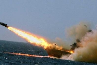 Vũ khí 'sát thủ diệt hạm' có thể đốt cháy mọi mục tiêu dù đang di chuyển