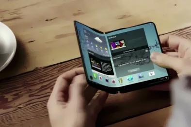 5 điều về Samsung Galaxy X có thể gập được sẽ ra mắt năm 2018