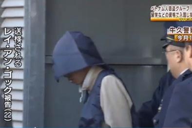 Ba công dân Việt Nam bị khởi tố ở Nhật: Hé lộ nguyên nhân gây 'sốc'