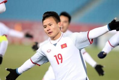 Quang Hải 'vượt mặt' nhiều đối thủ, áp đảo giải bàn thắng đẹp nhất U23 châu Á