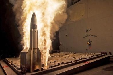 Uy lực tên lửa Mỹ có thể diệt mục tiêu 2500km vừa 'thất thủ' khi thử nghiệm