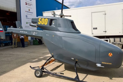 Trực thăng không người lái siêu hiện đại của Nga sẽ bay thử vào năm nay