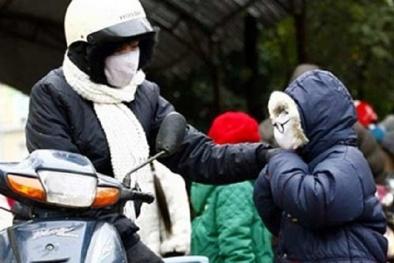 Dự báo thời tiết: Miền Bắc rét sâu, Hà Nội lạnh nhất 8 độ C