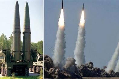 Uy lực tên lửa Nga chuyên đi 'dọa người' chỉ mất 4 phút hạ mục tiêu cách 500km