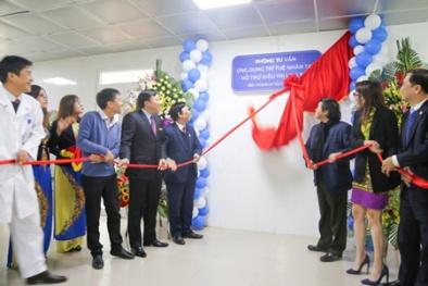 Việt Nam ứng dụng trí tuệ nhân tạo hỗ trợ điều trị bệnh ung thư