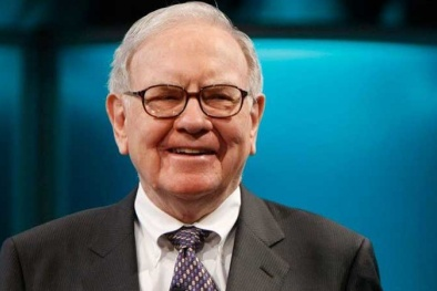 'Bài học vàng' từ tỷ phú Warren Buffett