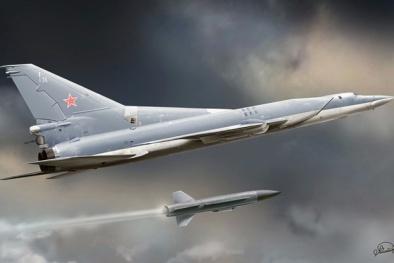 Lạnh gáy với tên lửa có sức mạnh khủng khiếp ở mọi giới hạn của Nga
