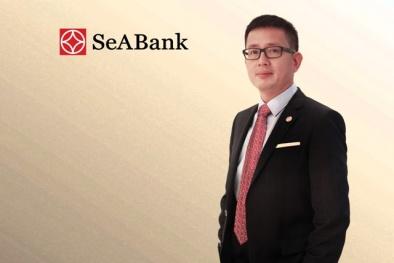 Tổng giám đốc 7X của SeABank bất ngờ từ nhiệm sau 5 tháng ngồi 'ghế nóng'