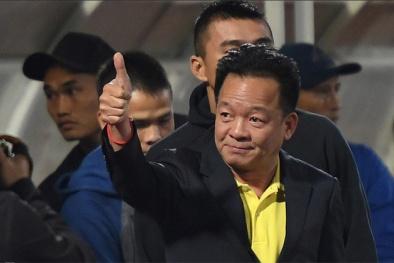 Đội tuyển U23 Việt Nam tiếp tục nhận thưởng 'khủng' từ Bầu Hiển