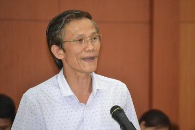 Vì sao giám đốc Sở Nội vụ Quảng Nam bị kỷ luật cảnh cáo?
