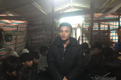 Vụ 37 công nhân bị 'bùng lương' không có tiền về Tết: Cai thầu xuất hiện nói gì?