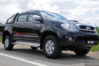 Lộ diện mẫu xe 'hấp dẫn' các tên trộm Malaysia và bị đánh cắp nhiều nhất năm 2017