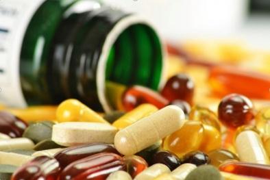 Tạm dừng lưu thông lô sản phẩm thực phẩm bảo vệ sức khỏe KISU
