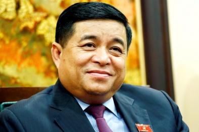 Bộ trưởng Nguyễn Chí Dũng: 'Một năm đồng hành cùng doanh nghiệp'