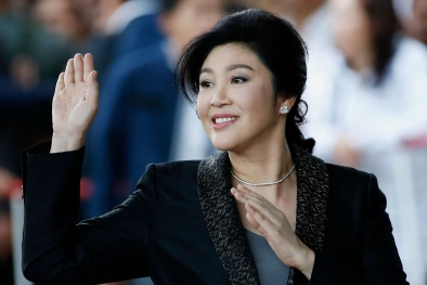 Sau khi chạy ra nước ngoài, cựu Thủ tướng Thái Lan Yingluck Shinawatra bất ngờ lộ diện
