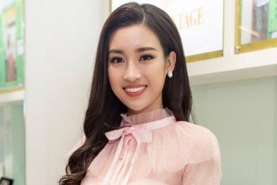 Hoa hậu Đỗ Mỹ Linh: Nếu ai mời tôi đi hát hay nhảy múa, tôi rất sẵn lòng