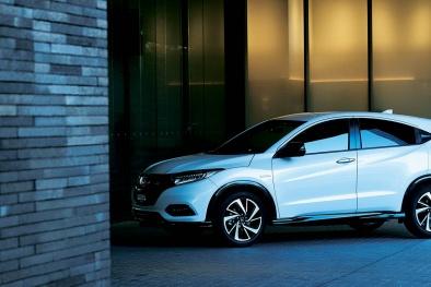 Cận cảnh Honda HR-V 2018 nâng cấp đẹp 'long lanh' giá chỉ hơn 400 triệu đồng