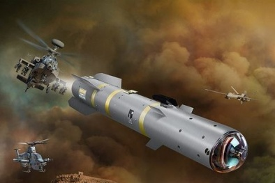 Vũ khí mới khiến AH-64 Apache như hổ mọc thêm cánh có gì hay?