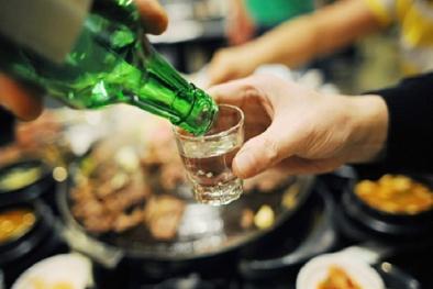 Bật mí bí quyết giải độc gan sau những ngày Tết 'ngập' trong bia rượu
