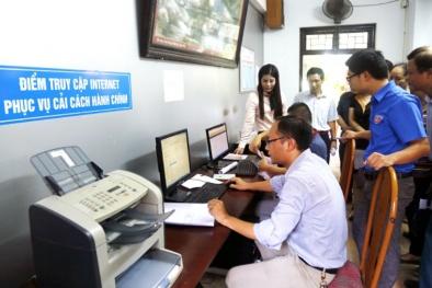 Hà Nội tập trung triển khai Thành phố thông minh, xây dựng Chính quyền điện tử