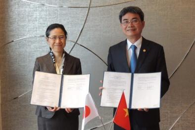 Việt Nam - Nhật Bản hợp tác trong lĩnh vực nâng cao năng lực thẩm định sáng chế