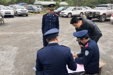 Lãnh đạo Sở GTVT Hà Nội lên tiếng về các bãi xe chặt chém?