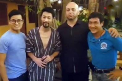 Thông tin mới nhất về cuộc gặp giữa Johnny Trí Nguyễn và võ sư Flores