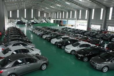 Những loại giấy tờ để kiểm tra chất lượng 1 ô tô nhập khẩu mới