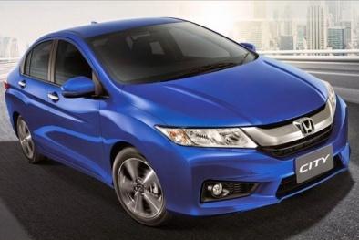 Từ 10/3 tại Việt Nam bắt đầu bị triệu hồi xe Honda City vì lỗi túi khí