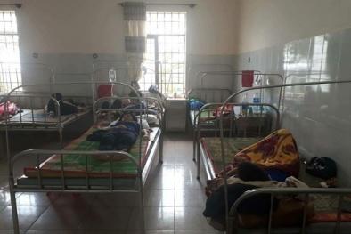 Đắk Nông: Hàng chục học sinh nhập viện sau bữa cơm tối