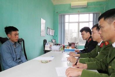 Quảng Ninh: Từng mang án 21 tháng tù vẫn tiếp tục trộm cắp tài sản để đánh bạc
