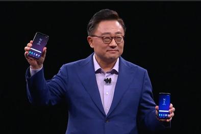 Galaxy S9 là smartphone cao cấp đầu tiên về Việt Nam năm nay
